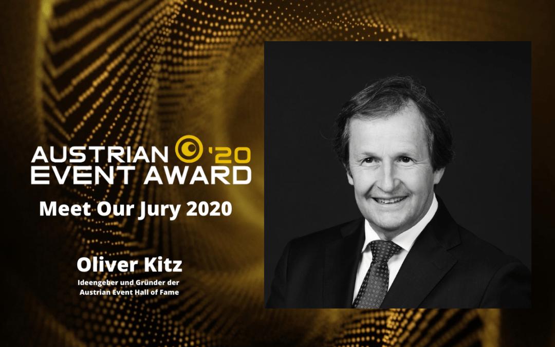 Die Jury-Mitglieder des Austrian Event Awards im Gespräch: Oliver Kitz