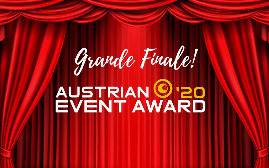Antworten auf die wichtigsten Fragen rund um die Verleihung der Austrian Event Awards 2020